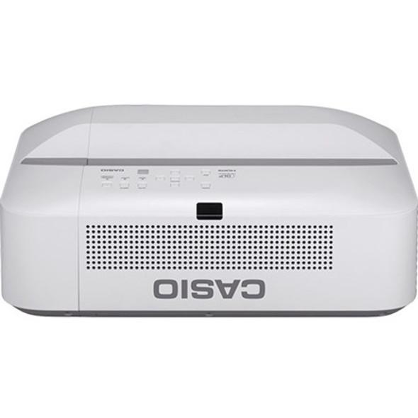 Casio XJ-UT352WN Ultra Short Throw DLP Projector - 16:10 - White - XJ-UT352WN