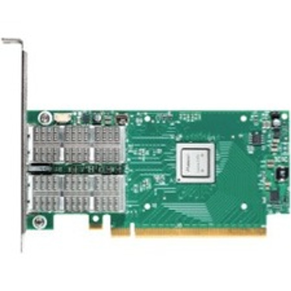 Mellanox ConnectX-4 VPI Infiniband Host Bus Adapter - MCX455A-FCAT