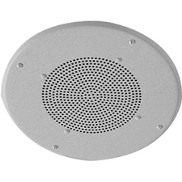 Valcom InformaCast 1-way In-ceiling Speaker - White - VIP-120A-IC