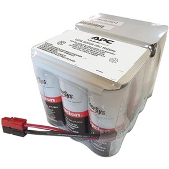 APC by Schneider Electric Replacement Battery Cartridge # 136 - APCRBC136
