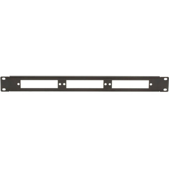 Black Box Economy Blank Fiber Optic Patch Panel - JPMT-FIBER-3