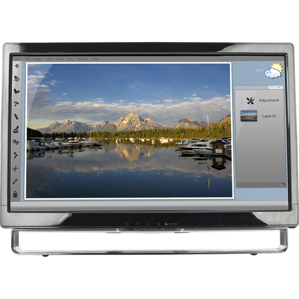 "Planar PXL2230MW 22"" LCD Touchscreen Monitor - 16:9 - 5 ms - 997-7039-00"