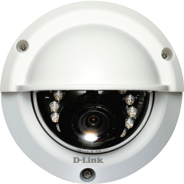D-Link DCS-6315 Network Camera - Dome - DCS-6315