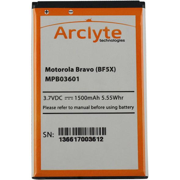 Arclyte Motorola Batt Bravo (MB520); Defy; HF5X - MPB03601