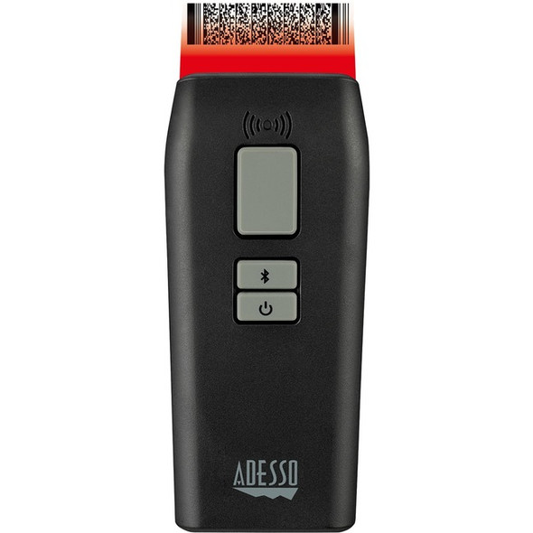 Adesso NuScan 3500CB Bluetooth Mobile Waterproof Antimicrobial CCD Barcode Scanner - NUSCAN 3500CB