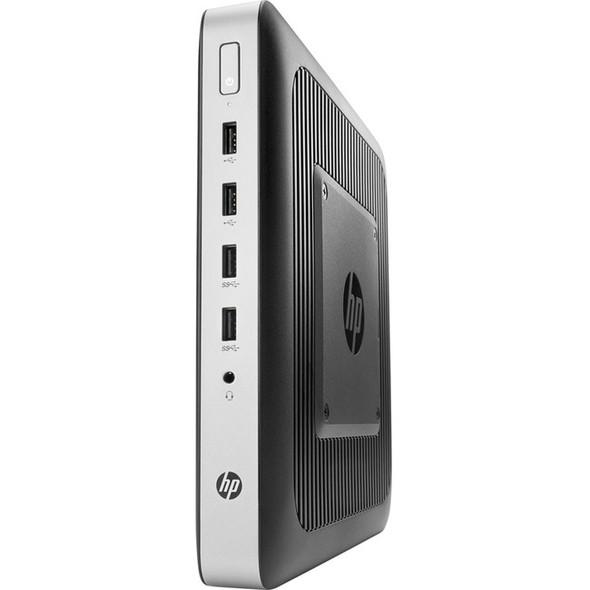 HP t630 Thin Client - AMD G-Series GX-420GI Quad-core (4 Core) 2 GHz - 2ZV00AT#ABA