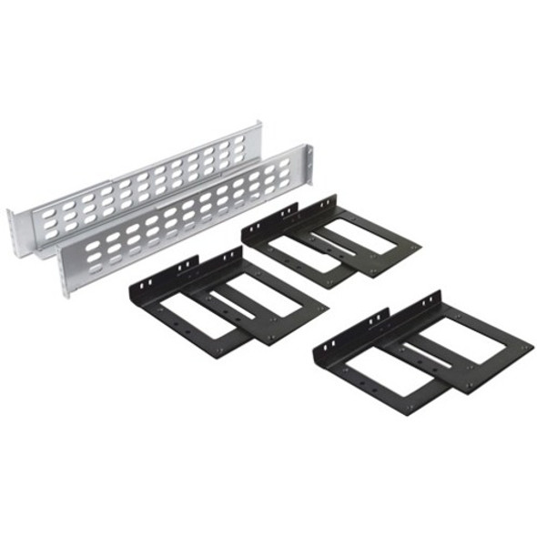 APC by Schneider Electric Mounting Rail Kit for UPS - Gray - SRTRK2