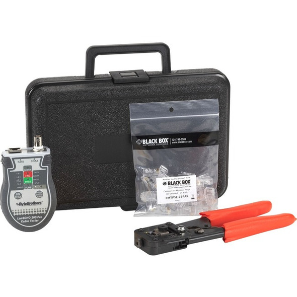 Black Box CAT5e Termination Kit - FT480A-R3