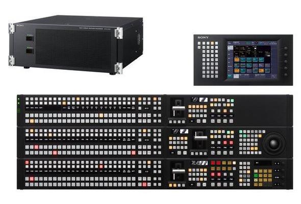 Sony MVS-6530PAC - Video switcher/mixer