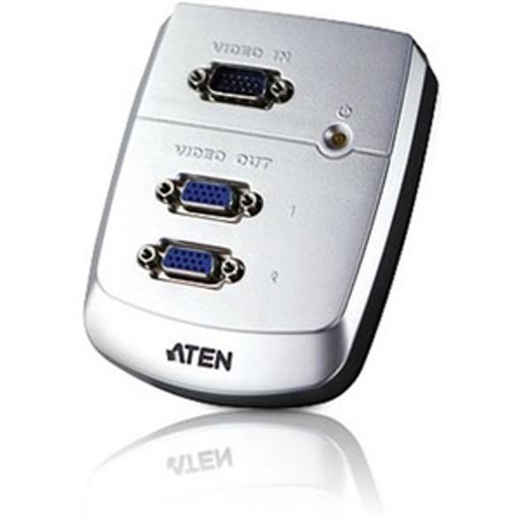 Aten VS82 2-port VGA Video Splitter - VS82