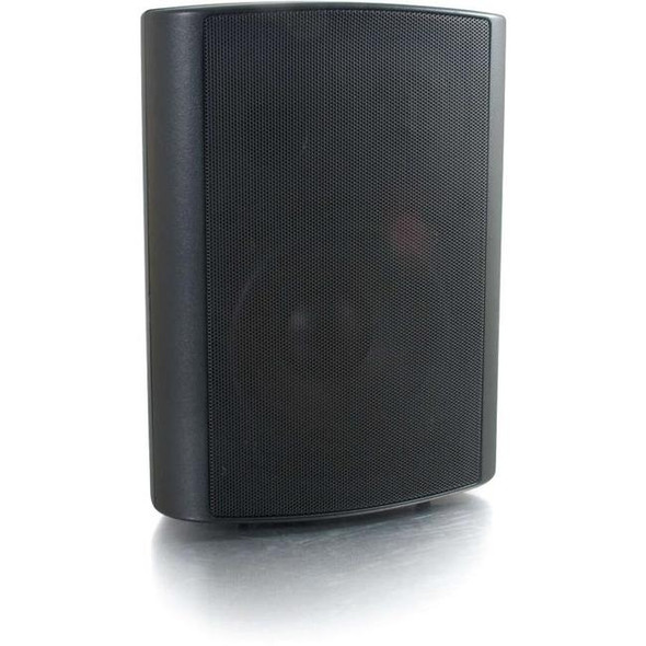 C2G Cables To Go 5in Wall Mount Speaker - Black (Each) - 39905
