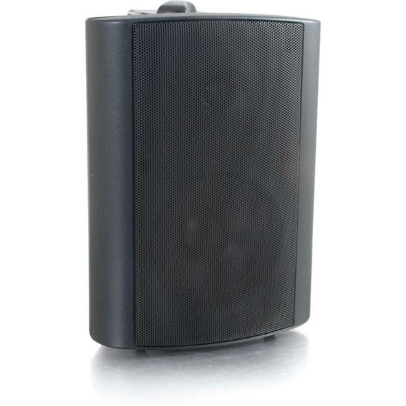 C2G Cables To Go 4in Wall Mount Speaker - Black (Each) - 39906