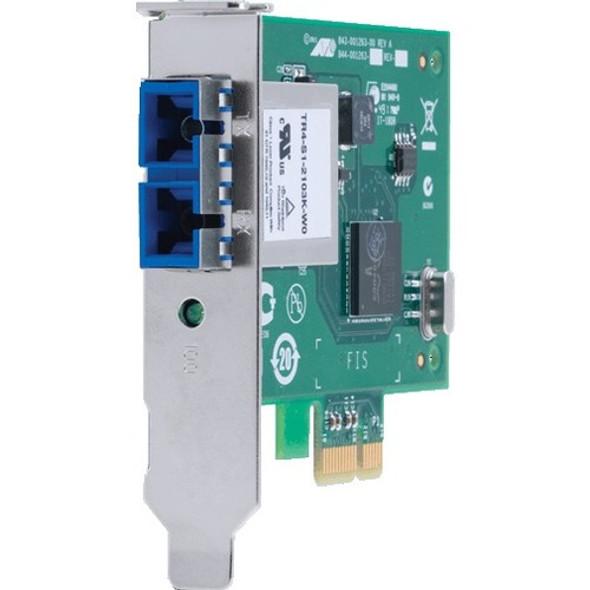 Allied Telesis AT-2911SX Gigabit Ethernet Card - AT-2911SX/SC-901