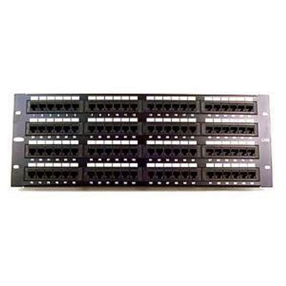 Belkin 96-Port CAT 5e Patch Panel - F4P338-96-AB5
