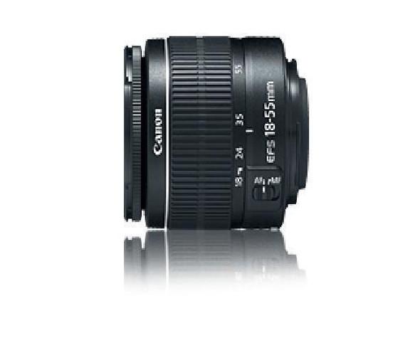 Canon EF-S 18-55mm f/3.5-5.6 IS II Standard Zoom Lens