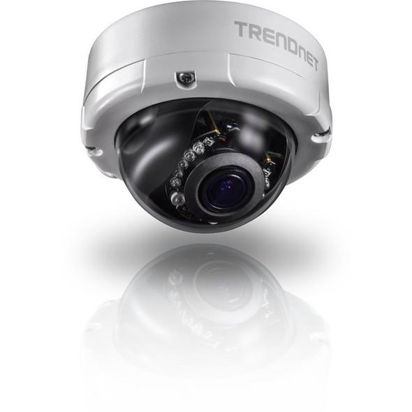 TRENDnet TV-IP345PI Network Camera - Dome - TV-IP345PI