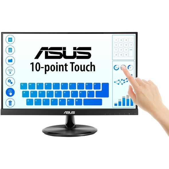 "Asus VT229H 21.5"" LCD Touchscreen Monitor - 16:9 - 5 ms GTG - VT229H"