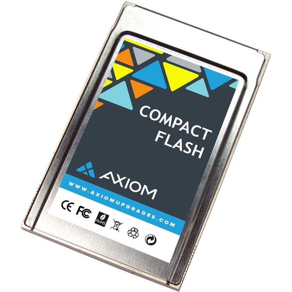 Axiom 128 MB ATA Flash - MEM-RSP4+-FLD128M-AX
