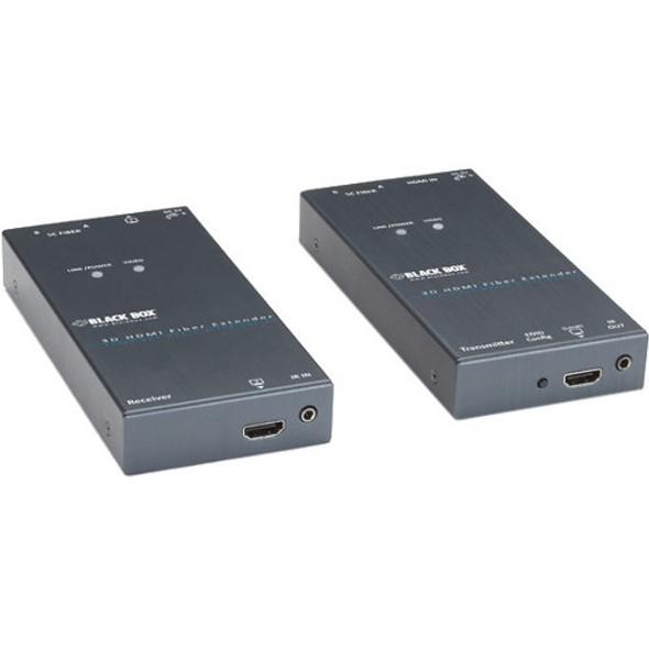 Black Box 3D HDMI Fiber Extender - VX-HDMI-FO