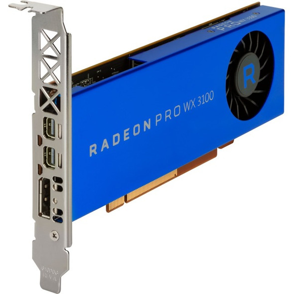 HP Radeon Pro WX 3100 Graphic Card - 4 GB - 2TF08AT