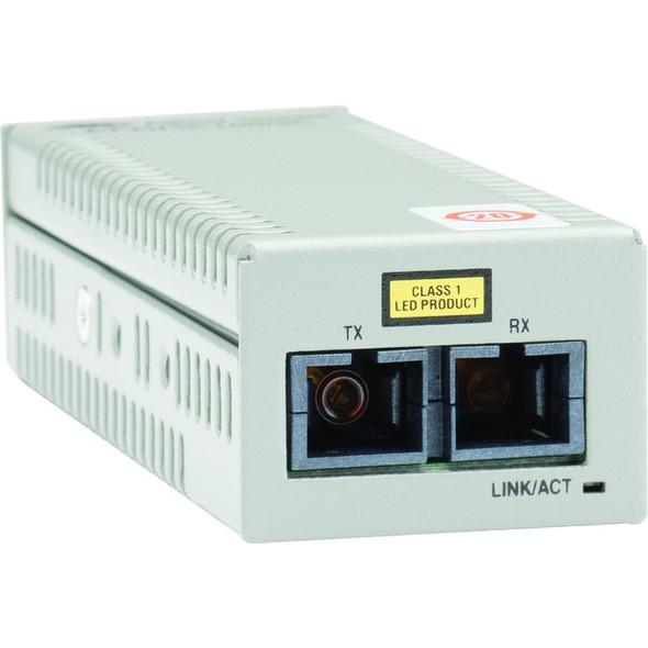 Allied Telesis Transceiver/Media Converter - AT-DMC100/SC-90