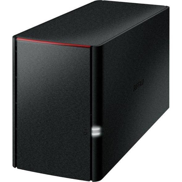 Buffalo LinkStation SoHo 2bay Desktop 4TB Hard Drives Included - LS220D0402B