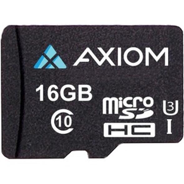 Axiom 16 GB Class 10/UHS-I (U3) microSDHC - MSDHC10U316-AX