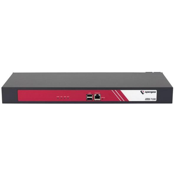 Opengear CM7100 Series - Console Server - CM7132-2-DAC-US