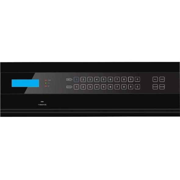 Black Box Modular Matrix Switcher 16 port, 4K Seamless, I/O Auto detect - AVS-1600-R2