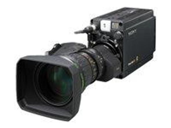 Sony Power HAD FX HDC-P1 - Multi Purpose Camera - 1080p / 60 fps - body only