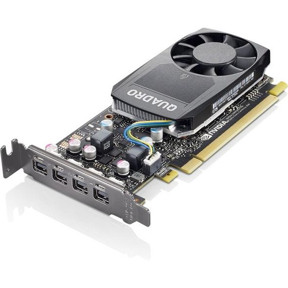 Lenovo Quadro P620 Graphic Card - 2 GB GDDR5 - Low-profile - 4X60R60469