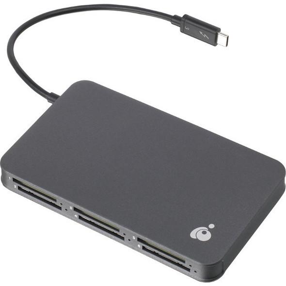 IOGEAR Thunderbolt 3 6-Slot SD Card Reader - GTR360