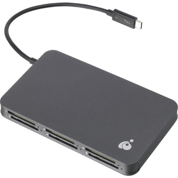 IOGEAR Thunderbolt 3 6-Slot SD Card Reader - GTR360