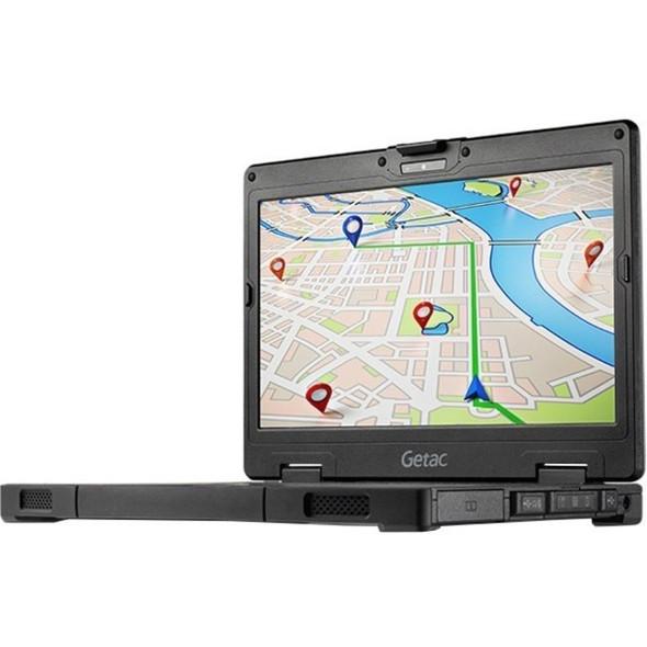 "Getac S410 G2 14"" Touchscreen Notebook - Core i5 i5-8250U - 8 GB RAM - 256 GB SSD - SH1DZDDATHUX"