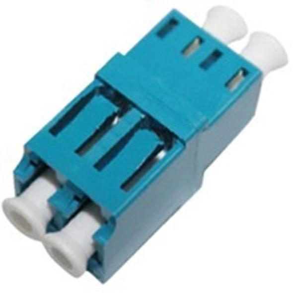 AddOn LC Female to LC Female MMF OM3 Duplex Fiber Optic Adapter - ADD-ADPT-LCFLCF3-MD