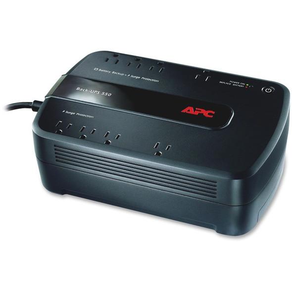 APC by Schneider Electric Back-UPS 650 VA Desktop UPS - BE650G1
