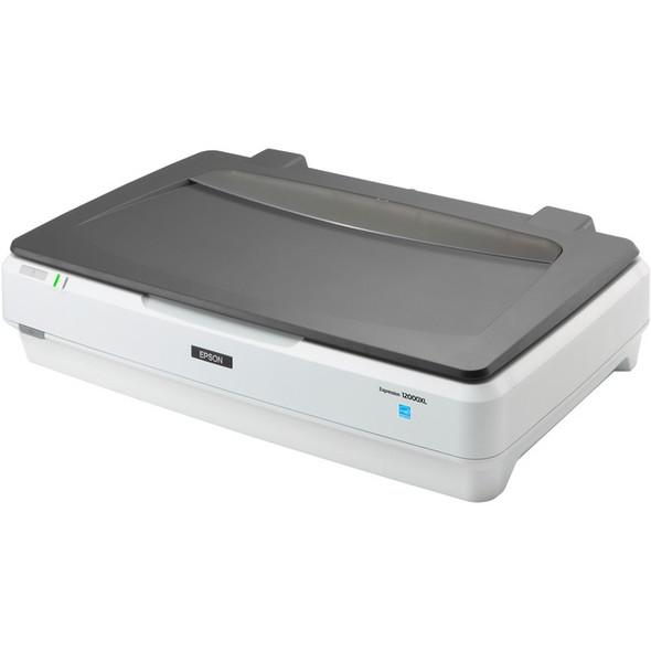 Epson Expression 12000XL-PH Flatbed Scanner - 2400 dpi Optical - 12000XL-PH