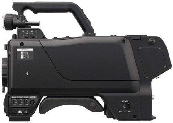 Panasonic AK-HC3800GSJ 4 2/3-Type 2.2MP 3CCD HD Studio Camera Body