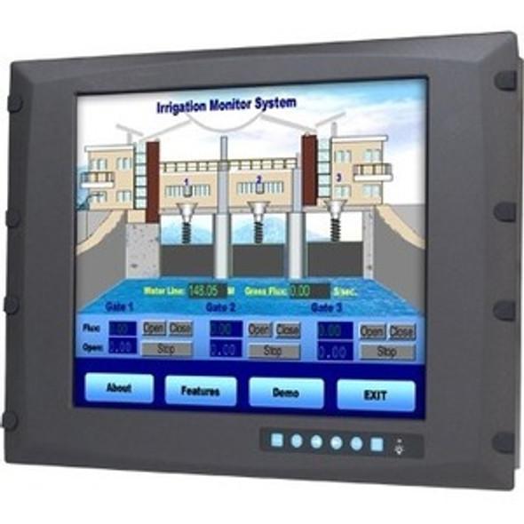 "Advantech FPM-3171G 17"" LCD Touchscreen Monitor - FPM-3171G-R3BE"