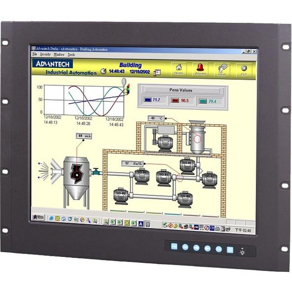"Advantech FPM-3191G 19"" Open-frame LCD Touchscreen Monitor - FPM-3191G-R3BE"