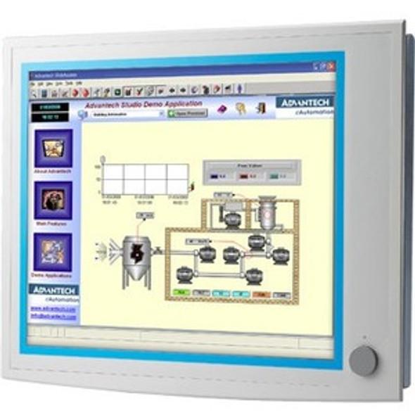 "Advantech FPM-5191G 19"" LCD Touchscreen Monitor - 16:9 - FPM-5191G-R3BE"