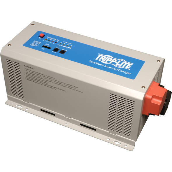 Tripp Lite 1000W APS 12VDC 230V Inverter / Charger w/ Pure Sine-Wave Output Hardwired - APSX1012SW