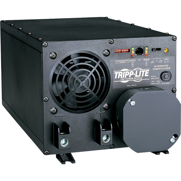 Tripp Lite 2000W APS INT 12VDC 230V Inverter / Charger w/ Auto Transfer Switching ATS Hardwired - APSINT2012