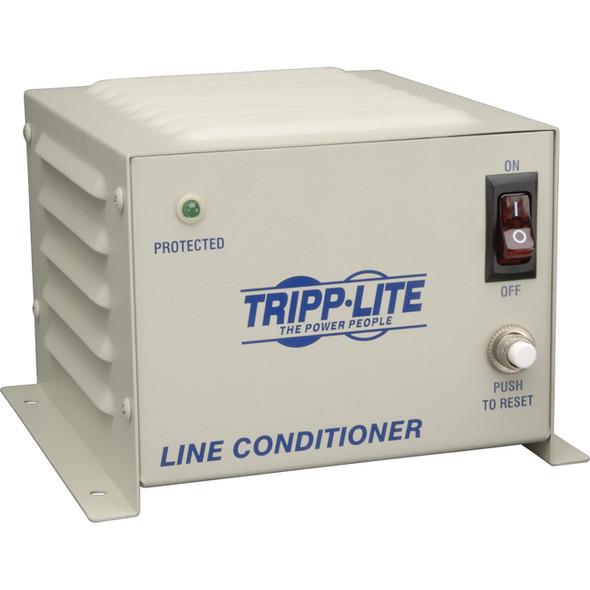 Tripp Lite 600W Line Conditioner w/ AVR / Surge Protection 120V 5A 60Hz 4 Outlet Power Conditioner - LS604WM