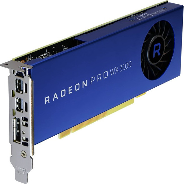 AMD Radeon Pro WX 3100 Graphic Card - 4 GB GDDR5 - 100-505999