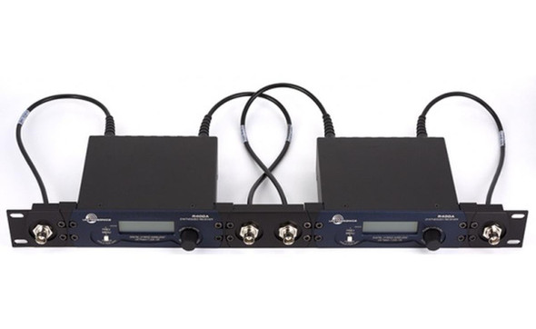 Lectrosonics 2RU Rackmount Kit for R400a-Ver2 Receiver