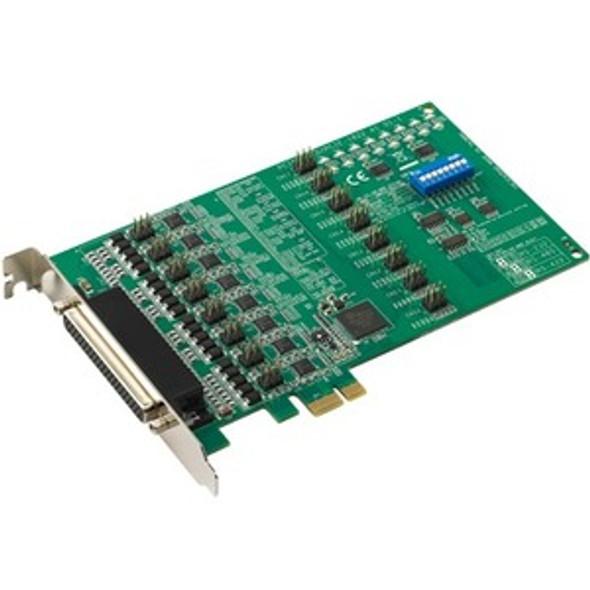 Advantech 8-port RS-232 PCI Express Communication Card - PCIE-1620A-BE