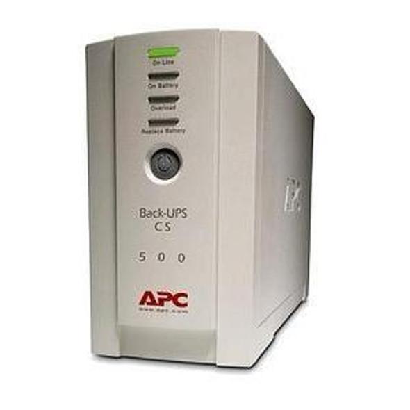 APC Back-UPS CS 500 - BK500EI