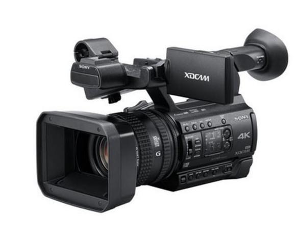 Sony XDCAM PXW-Z150 - Camcorder - 4K / 30 fps - 20.0 MP - 12x optical zoom - flash card - Wi-Fi,NFC