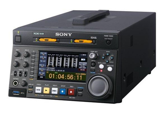 Sony PMW-1000 - Camcorder flash memory recording unit